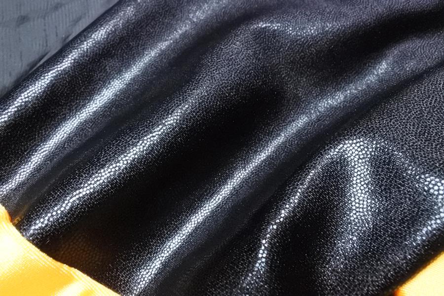 マーチング パレード ユニフォーム 衣装 レオタード一体デザイン 青×黄×黒_画像7