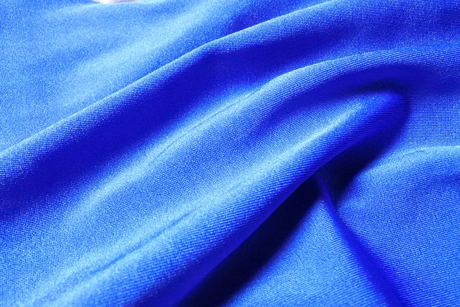 マーチング パレード ユニフォーム 衣装 レオタード一体デザイン 青×黄×黒_画像8