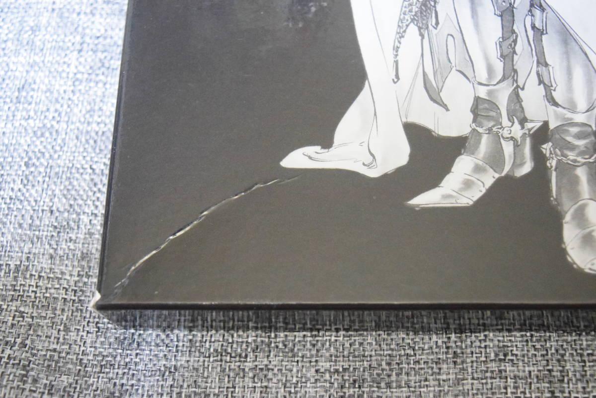 キャッスルヴァニア PS2 限定版 コナミ セット内容:函・PS2ソフト・ミュージックCD、カレンダー、イラスト付き_画像4