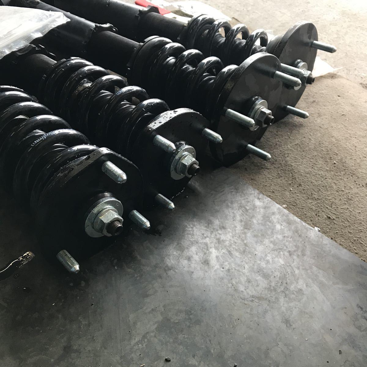 クラウン GRS180/182/184/200/204/210/214 GWS204 AWS210 ARS210 GS350 GS430 GS450h 車高調 black label damper ヤマト運輸着払いです_画像4