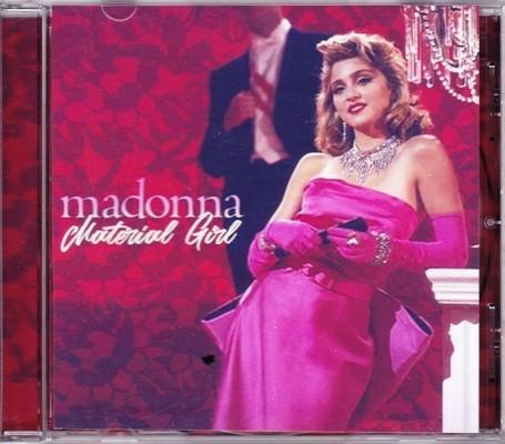 マドンナ (MADONNA) CD 「MATERIAL GIRL」10曲リミックス