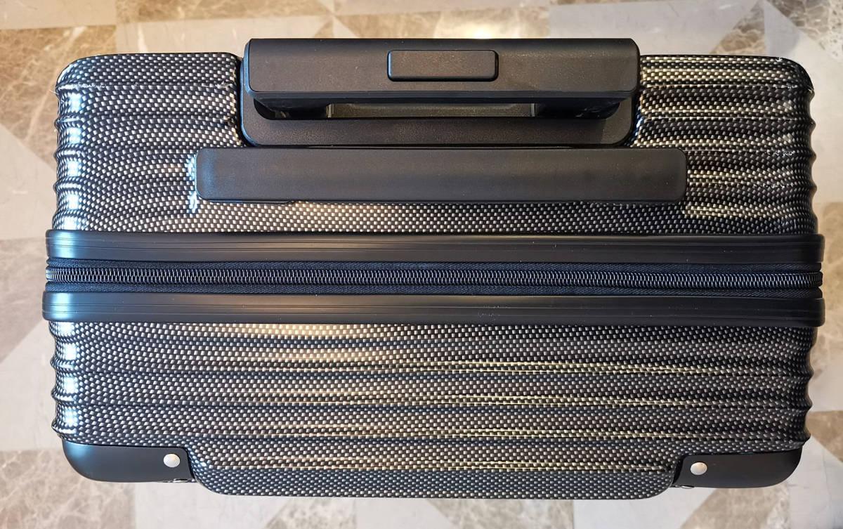 最高級※BMW/ビーエムダブリュー 超軽量・TSAロック搭載・カーボン限定色・スーツケース・キャリーケース※機内持ち込み可能_画像7