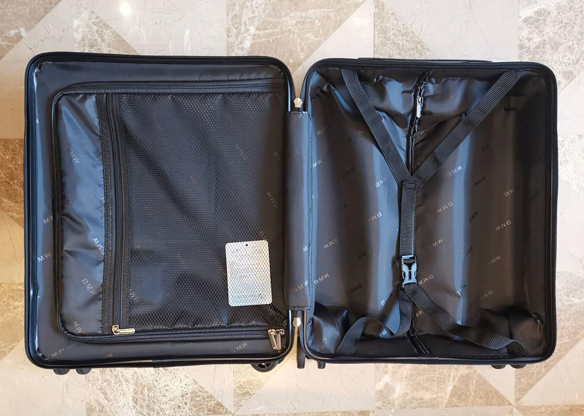 最高級※BMW/ビーエムダブリュー 超軽量・TSAロック搭載・カーボン限定色・スーツケース・キャリーケース※機内持ち込み可能_画像9