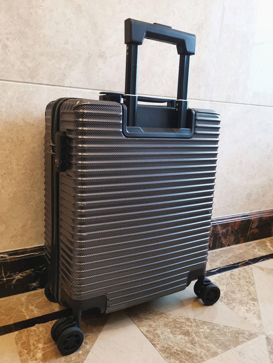 最高級※BMW/ビーエムダブリュー 超軽量・TSAロック搭載・カーボン限定色・スーツケース・キャリーケース※機内持ち込み可能_画像8