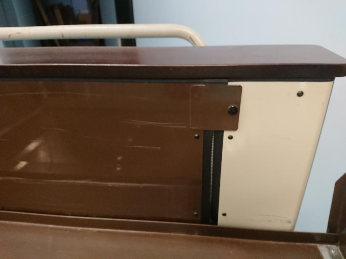 電動昇降機 介護 車椅子 いうら UD-400 電動リフト リフター 看護 デイサービス 福祉車イス 中古 動作確認済み_画像6