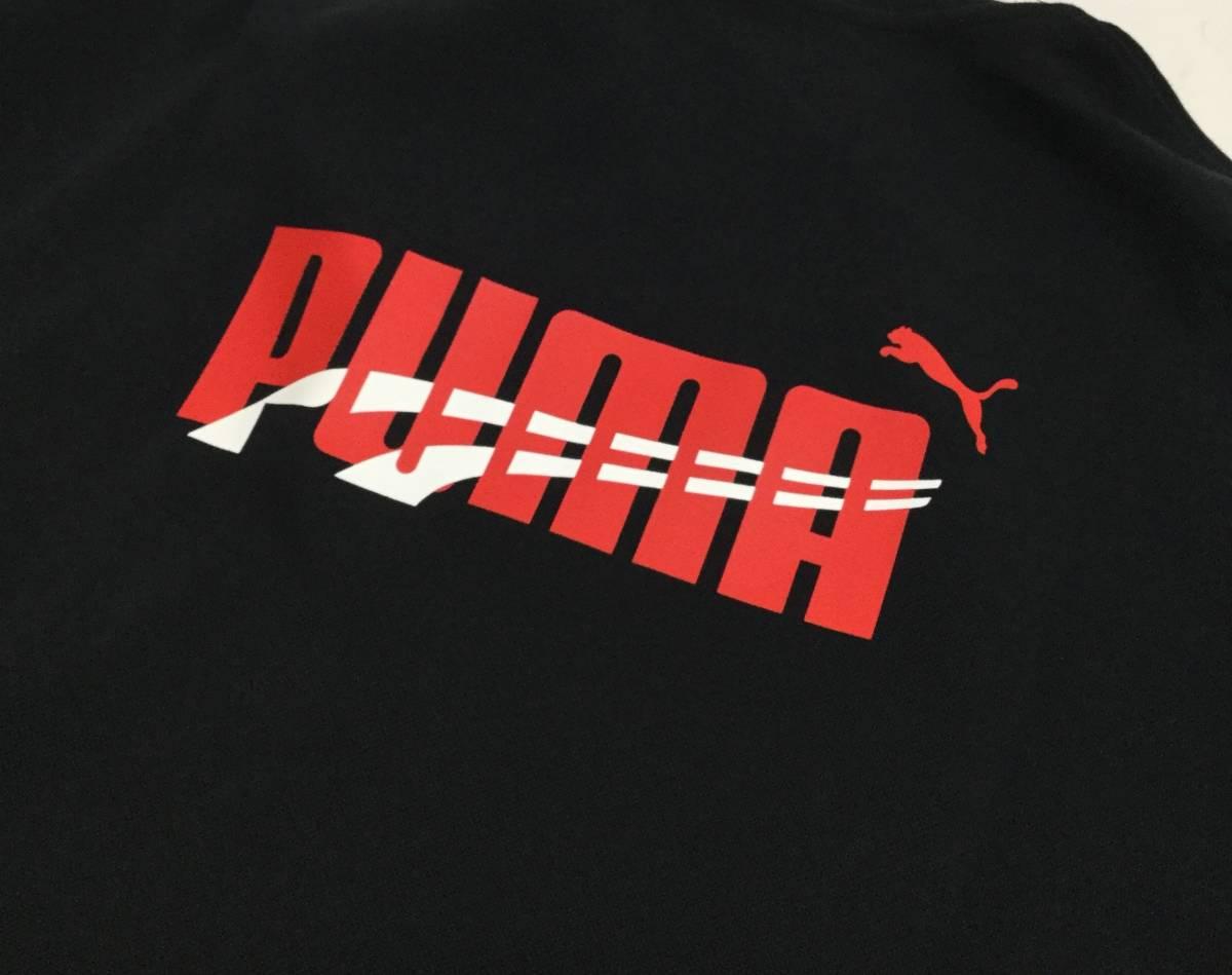 PUMA × ADER ERROR プーマ アーダーエラー 19SS FZ HOODIE パーカー L ブラック R2_画像5