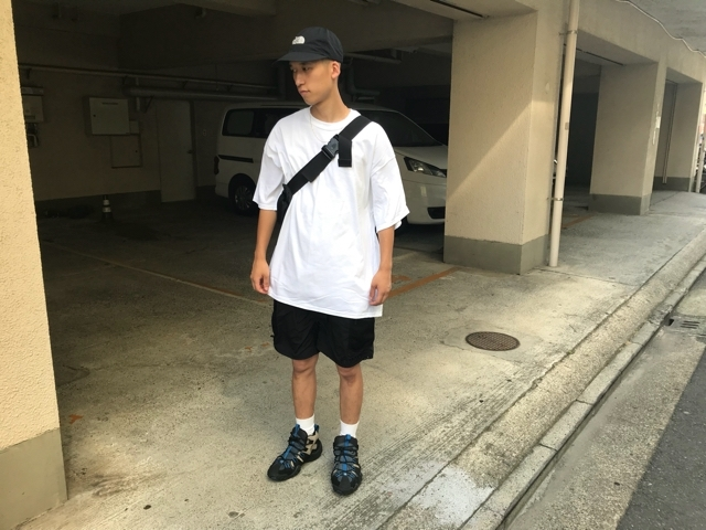 THE APARTMENT STABRIDGE × GRIP SWANY INNER CITY EXPLORER SHORTS (BLACK OUT) M SUPREME THE NORTH FACE シュプリーム ノースフェース_画像2
