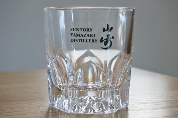 送料無料 サントリー 山崎 SUNTORY YAMAZAKI ロックグラス 3個 未使用品 グラス_画像2