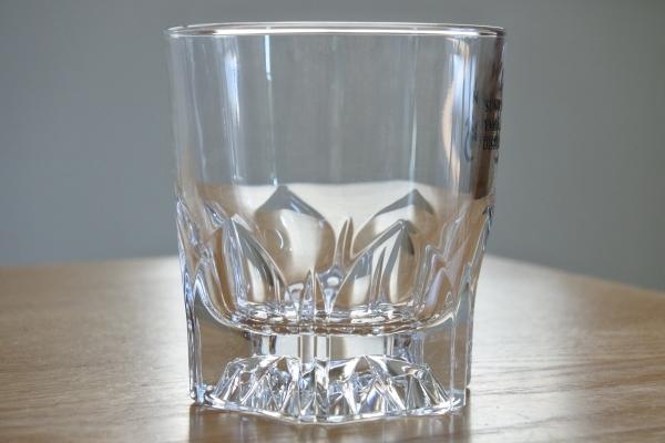 送料無料 サントリー 山崎 SUNTORY YAMAZAKI ロックグラス 3個 未使用品 グラス_画像3
