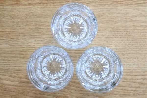 送料無料 サントリー 山崎 SUNTORY YAMAZAKI ロックグラス 3個 未使用品 グラス_画像8