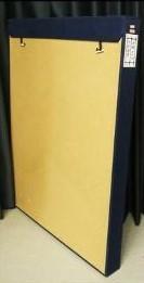 【真袖】宇野マサシ(宇野政之)/下町風景図油彩額/P20/きまぐれ美術館の州之内徹,羽黒洞の木村東介に見い出された現代の長谷川利行/愛知豊田_画像9