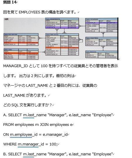☆★合格への最短ルート Oracle Database 12c SQL基礎 (1Z0-061 ) 日本語問題集☆★_画像4