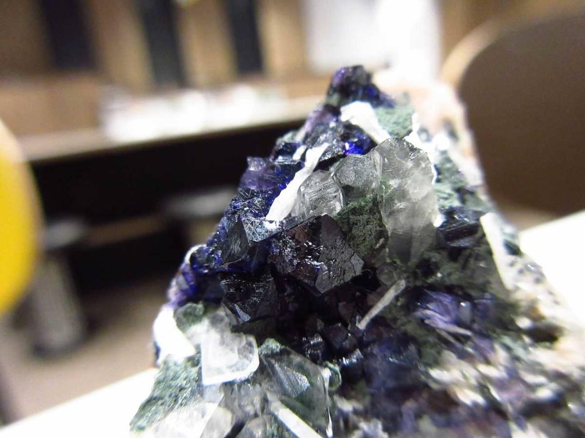 外国産鉱物標本 アイルランド産 フローライト(蛍石)_画像5