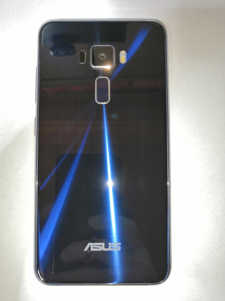 1円スタート 美品 SIMフリー ASUS ZenFone 3 (ZE552KL) 台湾版Z012DA 5.5インチ RAM4GB ROM64GB SDカード64GBその他おまけ付き
