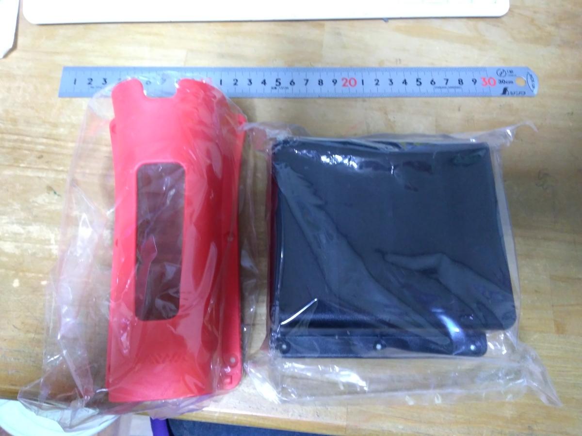 新品 ダイワクーラー 限定 CPキーパーマルチ赤 &PCポケット125 _画像1