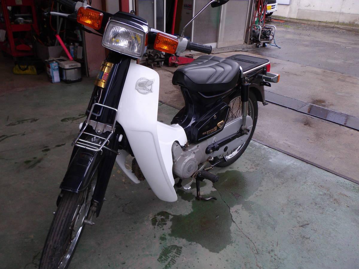 ★ホンダ・スーパーカブ・記念号★バイク50cc中古・オートバイ★長野発・引き取り希望_画像1