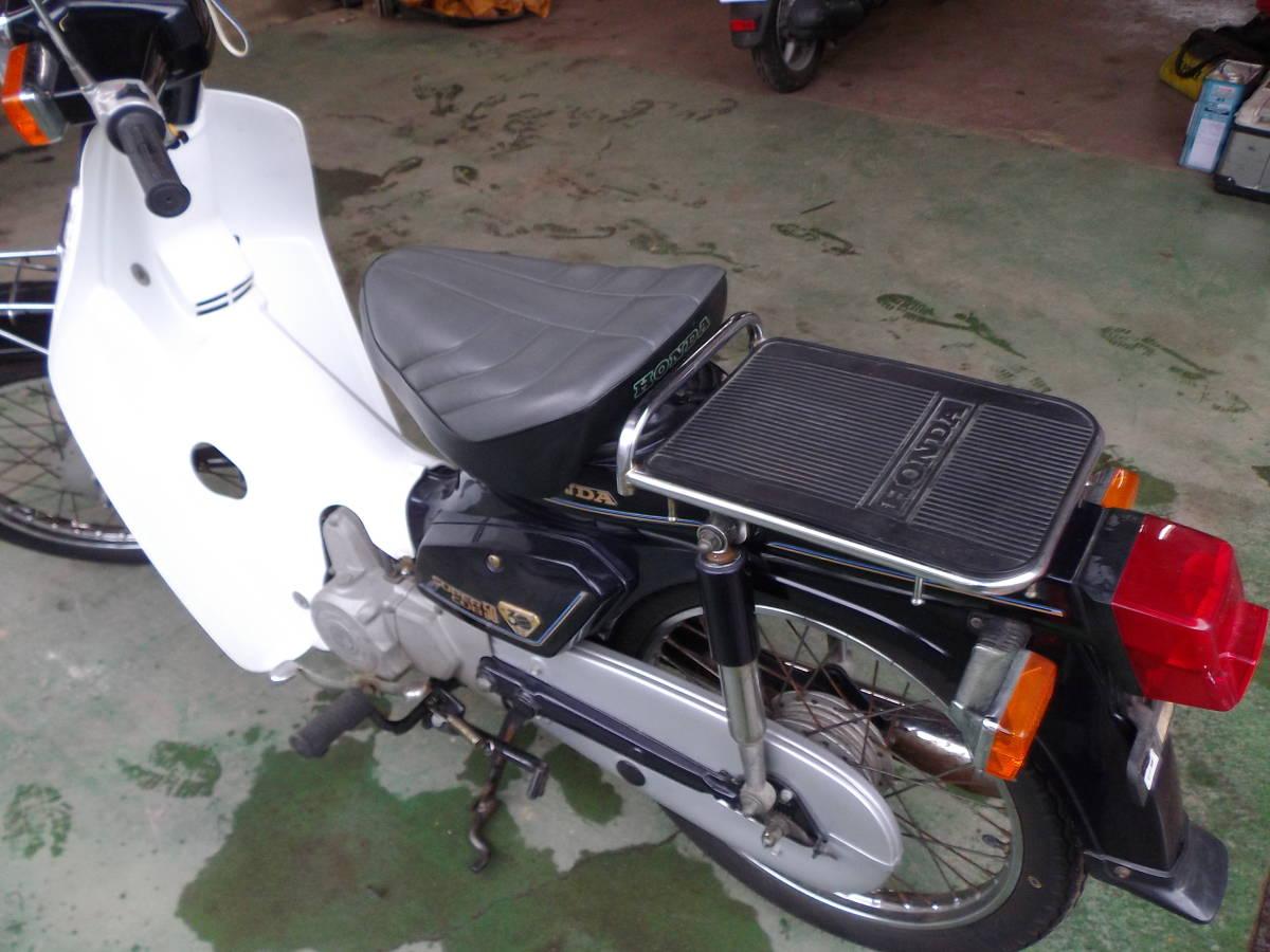 ★ホンダ・スーパーカブ・記念号★バイク50cc中古・オートバイ★長野発・引き取り希望_画像3