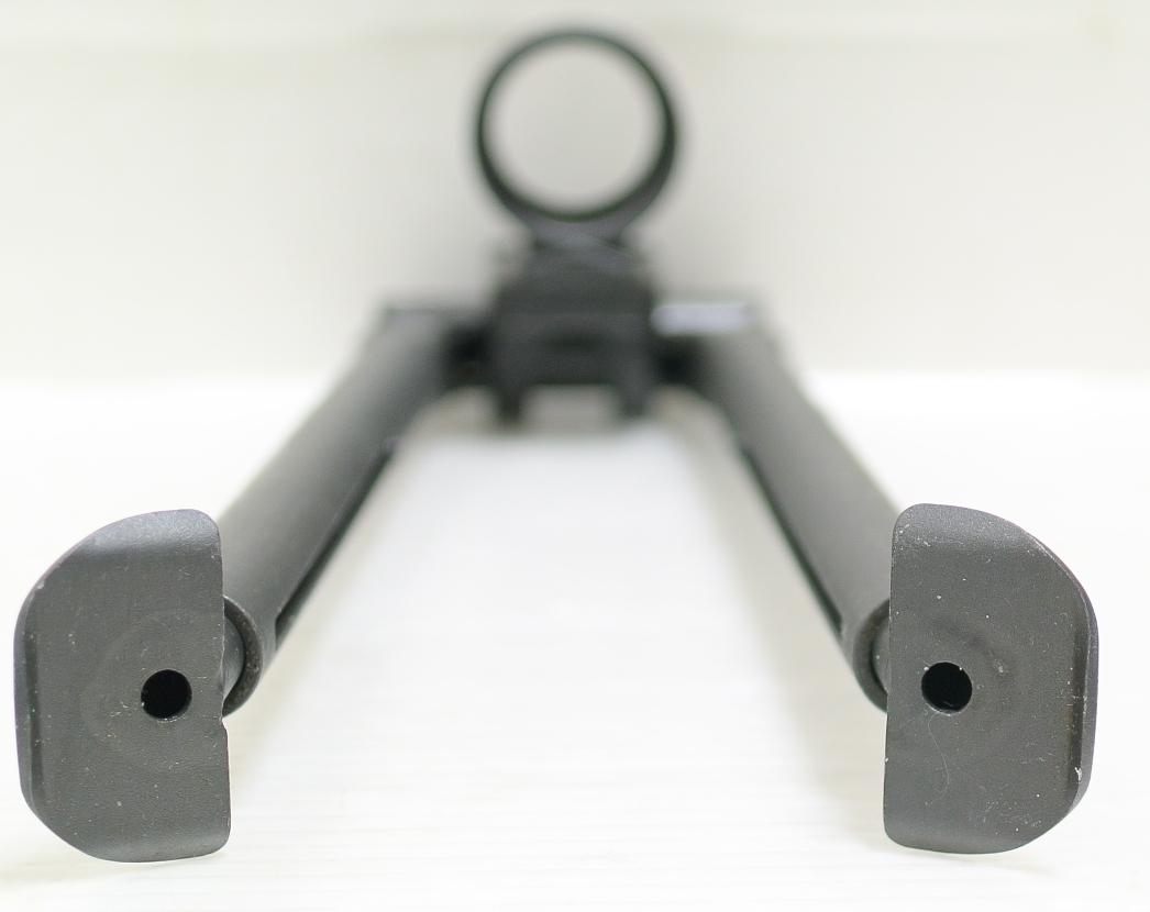 即決 実物 M249 MINIMI SAW Improved bipod ミニミ インプローブド バイポッド 二脚 インプルーブド バイポッド_画像10