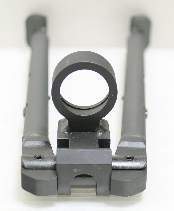 即決 実物 M249 MINIMI SAW Improved bipod ミニミ インプローブド バイポッド 二脚 インプルーブド バイポッド_画像6