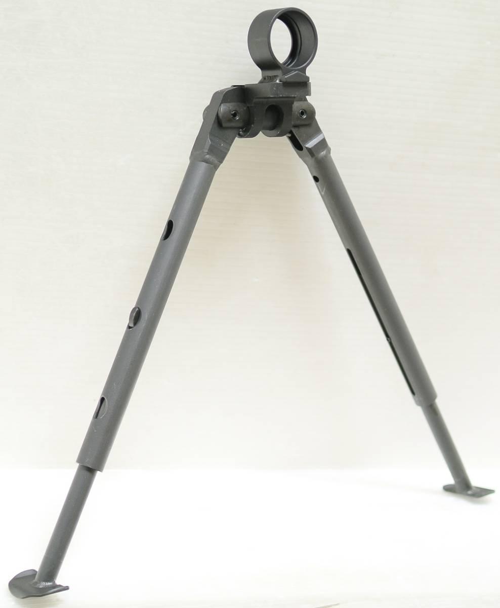 即決 実物 M249 MINIMI SAW Improved bipod ミニミ インプローブド バイポッド 二脚 インプルーブド バイポッド_画像9