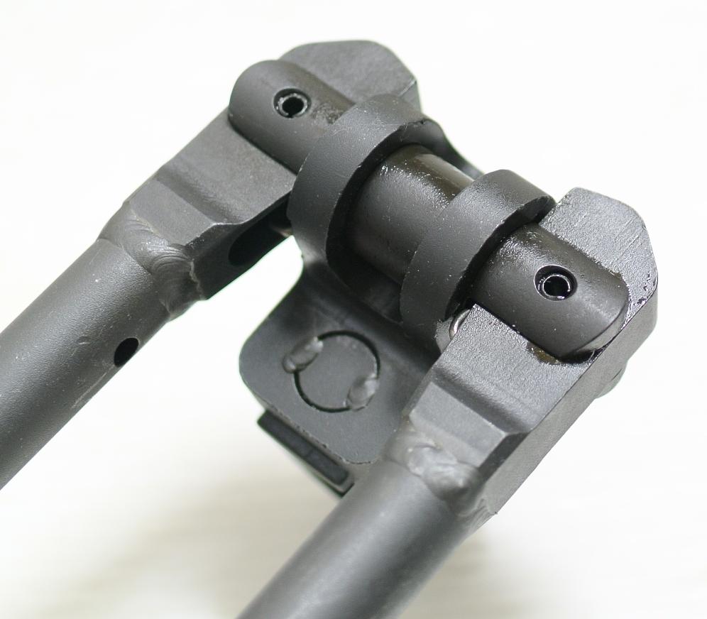 即決 実物 M249 MINIMI SAW Improved bipod ミニミ インプローブド バイポッド 二脚 インプルーブド バイポッド_画像7