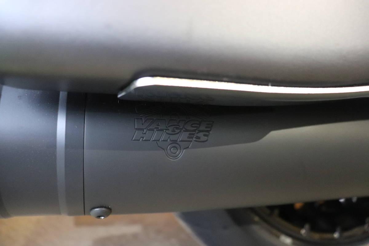ハーレーダビッドソン FLHRXS1750ロードキングスペシャル ライトカスタム! 極上新古車! 月末限定価格の売り切り!!_画像7