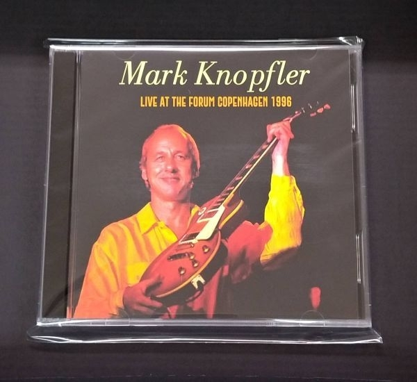 MARK KNOPFLER [マーク・ノップラー、DIRE STRAITS] LIVE AT THE FORUM COPENHAGEN 1996_画像1