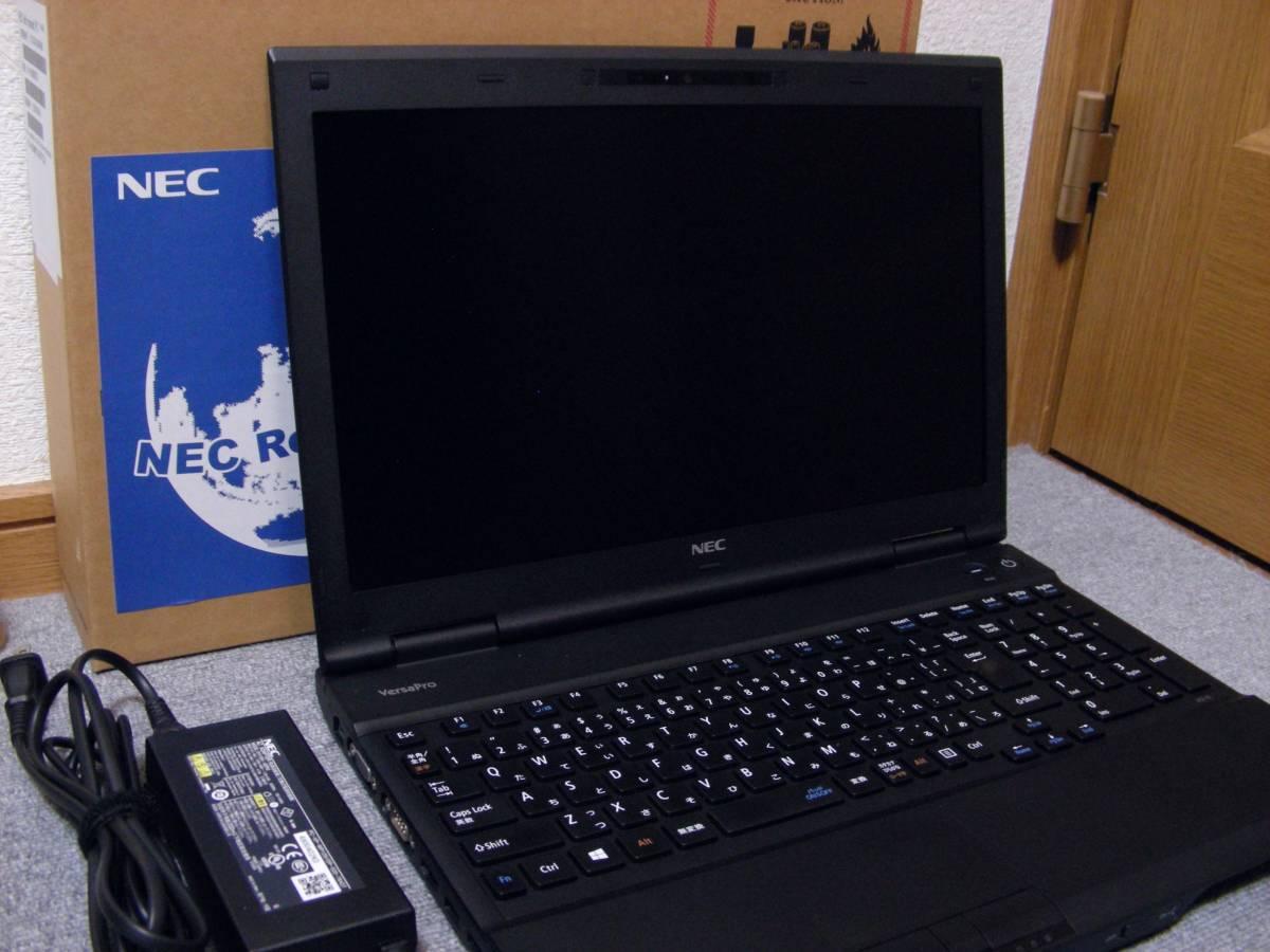 NEC VersaPro ノートPC 15.6インチ FullHD i5-4300M 8GB HDD 300GB Windows8.1 Pro PC-VK26MDZEH (タイプVD)