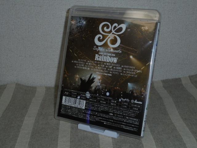 新品同様!送料込!山本彩 LIVE TOUR ブレーレイ2枚&CD2枚セット_画像2