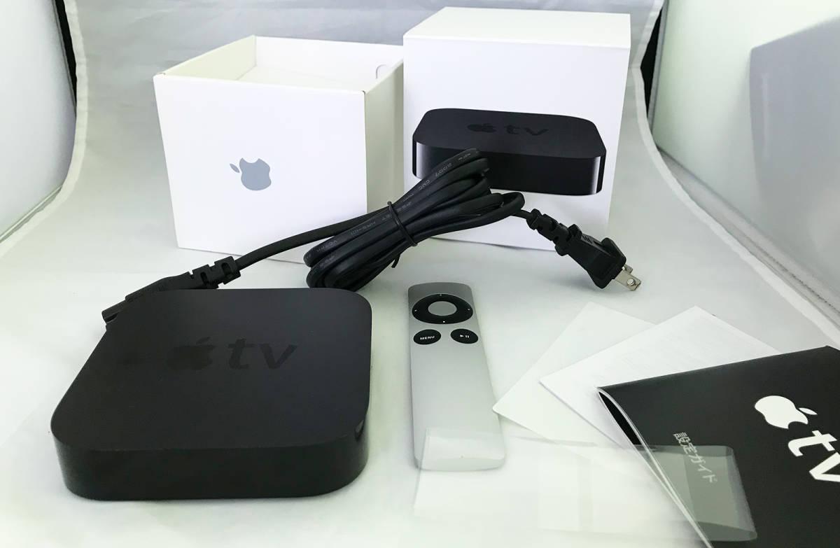 Apple TV 第三世代 MD199J/A 動作確認済
