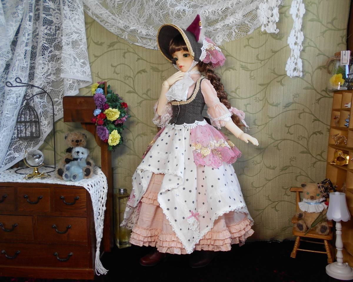 Одежда, обувь SD SD13   2019 Pink cat     Handmade 04