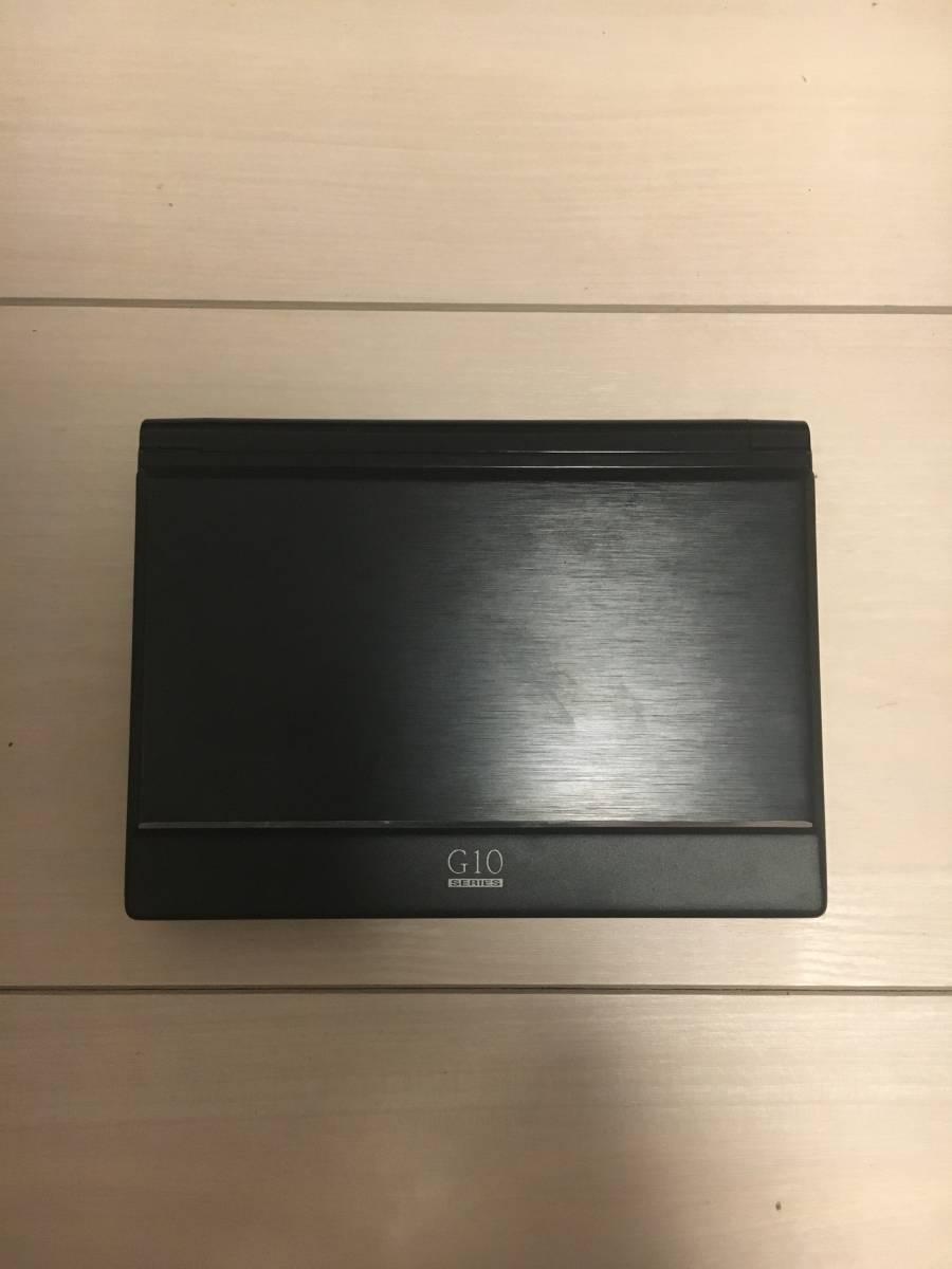 SR-G10001 SEIKO INSTRUMENTS セイコーインスツル SII 電子辞書