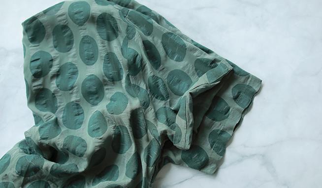 115夏の新作!優雅 綿 レトロスタイル ワンピース ひざ丈スカート 薄手 柔らかい オーバーサイズ風 体型カバー_画像5
