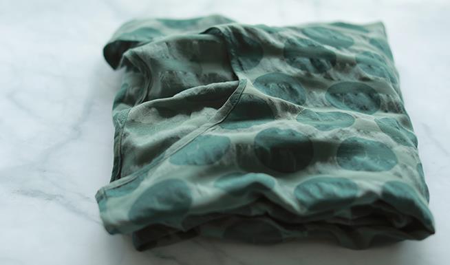 115夏の新作!優雅 綿 レトロスタイル ワンピース ひざ丈スカート 薄手 柔らかい オーバーサイズ風 体型カバー_画像6