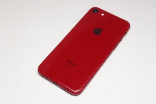 Apple iPhone8 プロダクトレッド 256GB SIMフリー おまけ付き 送料無料_画像4