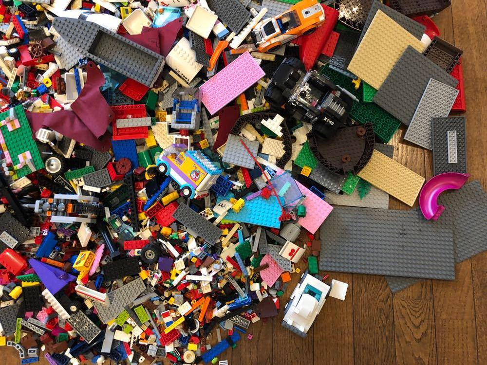 レゴ LEGO バラ 約22kg 説明書多数