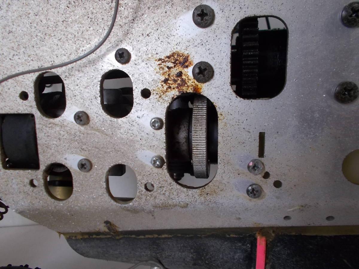 O-3631 ジャンク エンジン式レーシングカー_画像6