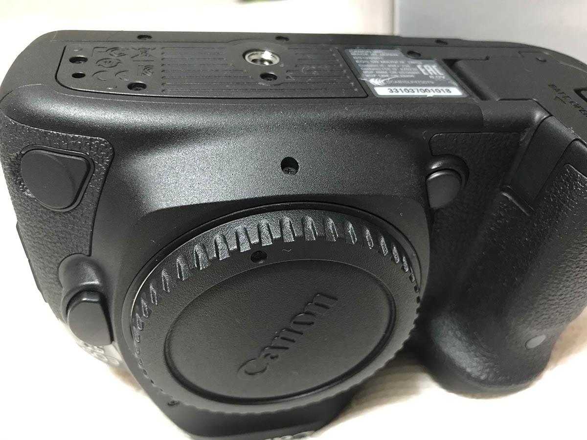 【Canon】キヤノン『EOS 5D Mark IV ボディー』EOS5DMK4 3040万画素 フルサイズ _画像9