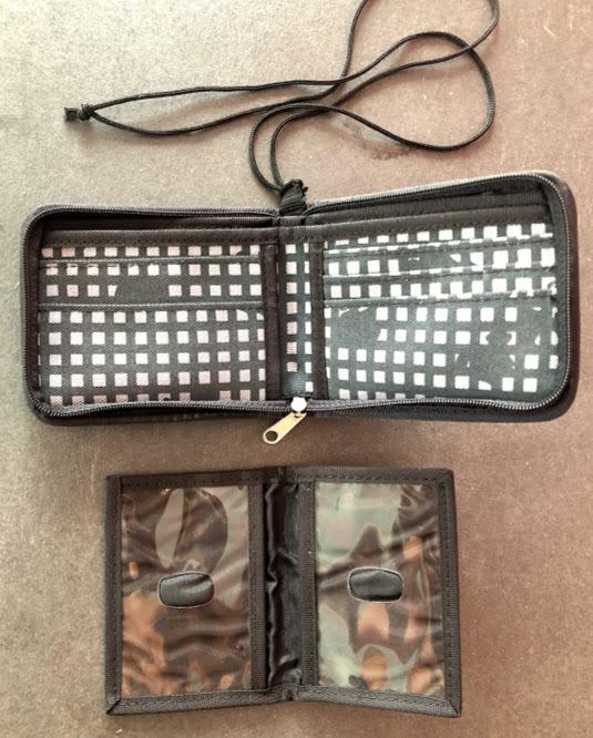 ◆◇売切 BURTON バートン 非売品 メンバー特典 WALLET 財布 パスケース ◇◆_画像2
