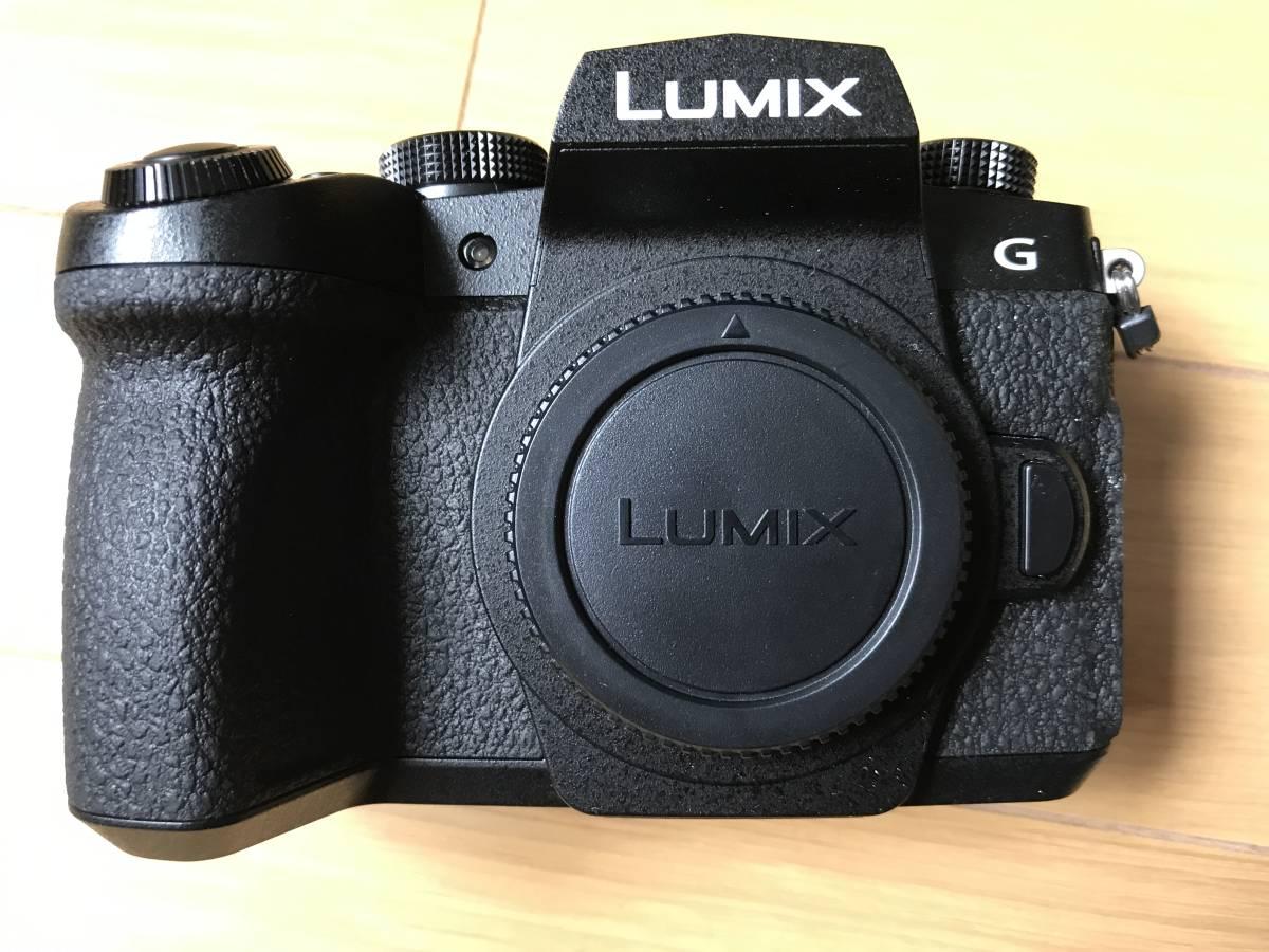【中古】LUMIX DC-G99 ボディのみ(バッテリー全部で3個)_画像2