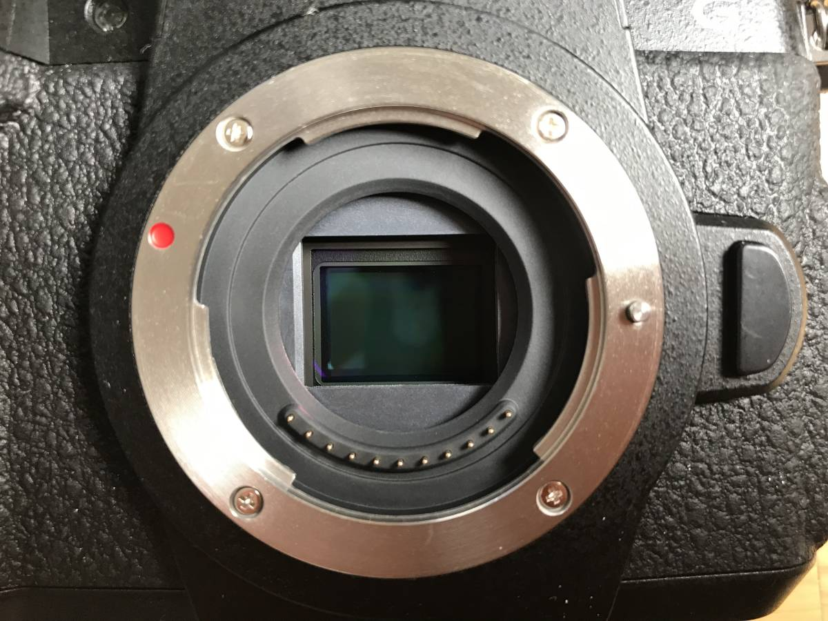 【中古】LUMIX DC-G99 ボディのみ(バッテリー全部で3個)_画像8