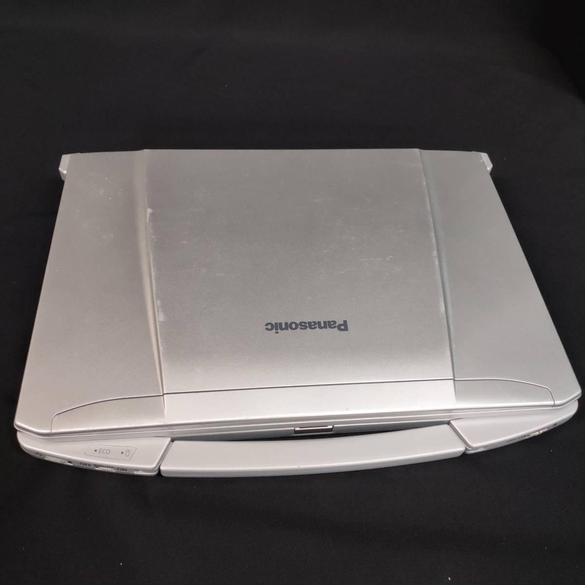 B14m12H Panasonic ノートパソコン レッツノート CF-F9 Let's note Windows10 Pro Core i5 メモリ4GB F9 CF-F9LWFJDS _画像4