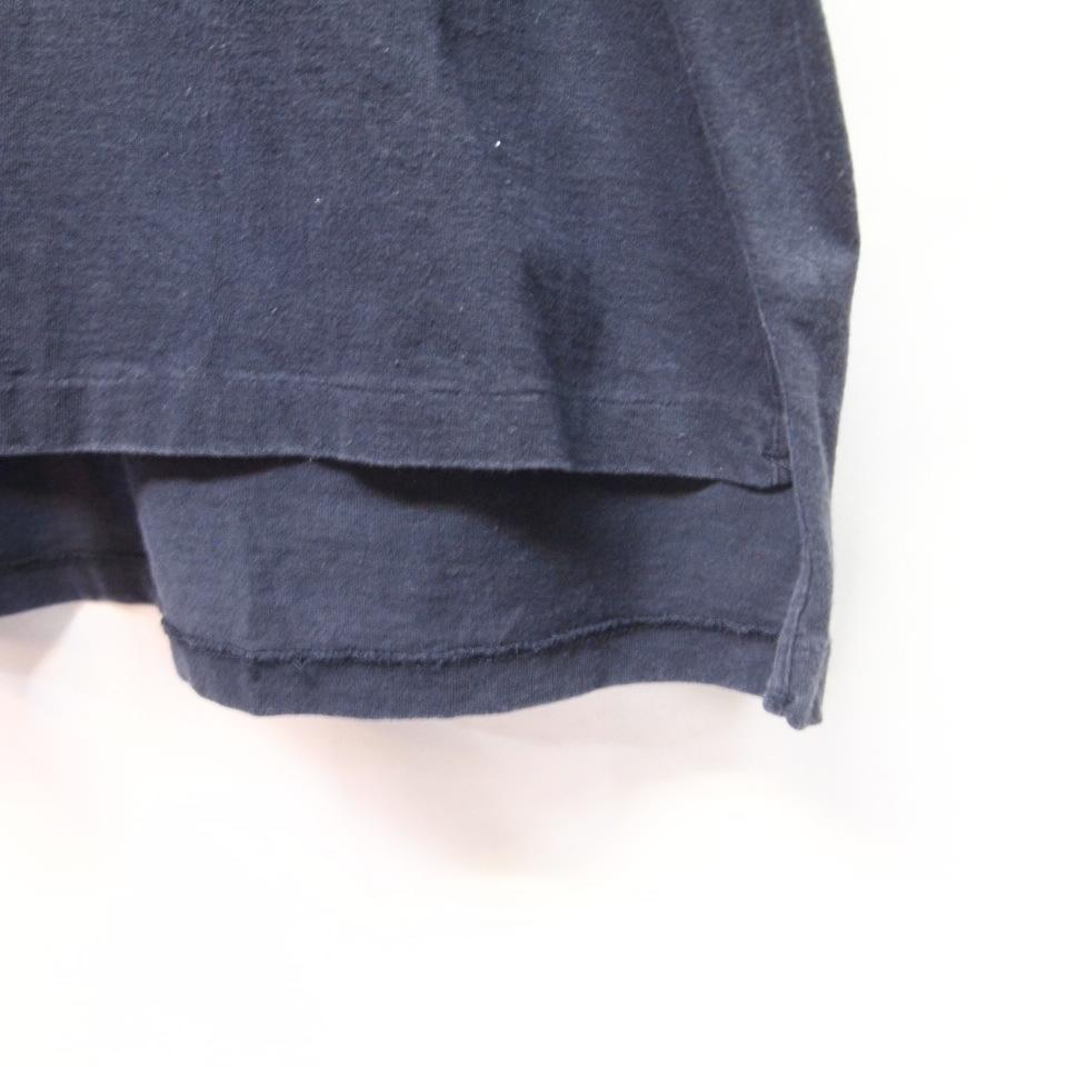 [M] 90s adidas プリント Tシャツ USA製 アディダス トレフォイル ビンテージ vintage 90年代_画像4