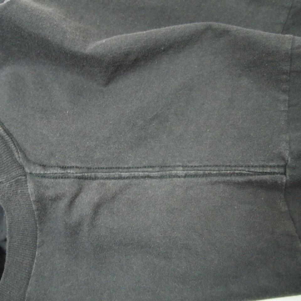 [M] 90s adidas プリント Tシャツ USA製 アディダス トレフォイル ビンテージ vintage 90年代_画像7