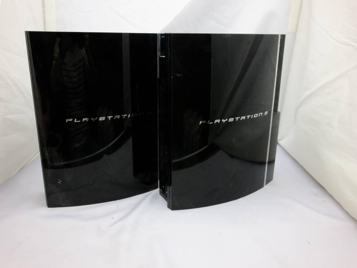 25_K799)[ジャンク]PS3本体 厚型 初期型 CECHA00 CECHH00 合計5台 まとめ売り_画像2
