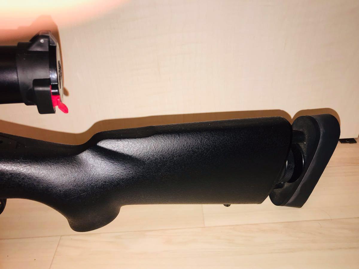 中古 レミントン M700 M24 エアコキ スコープ バイポッド 付 防水 電動ガン エアガン ガスガン モデルガン PUBG コニーペンタゴ タナカ_画像5