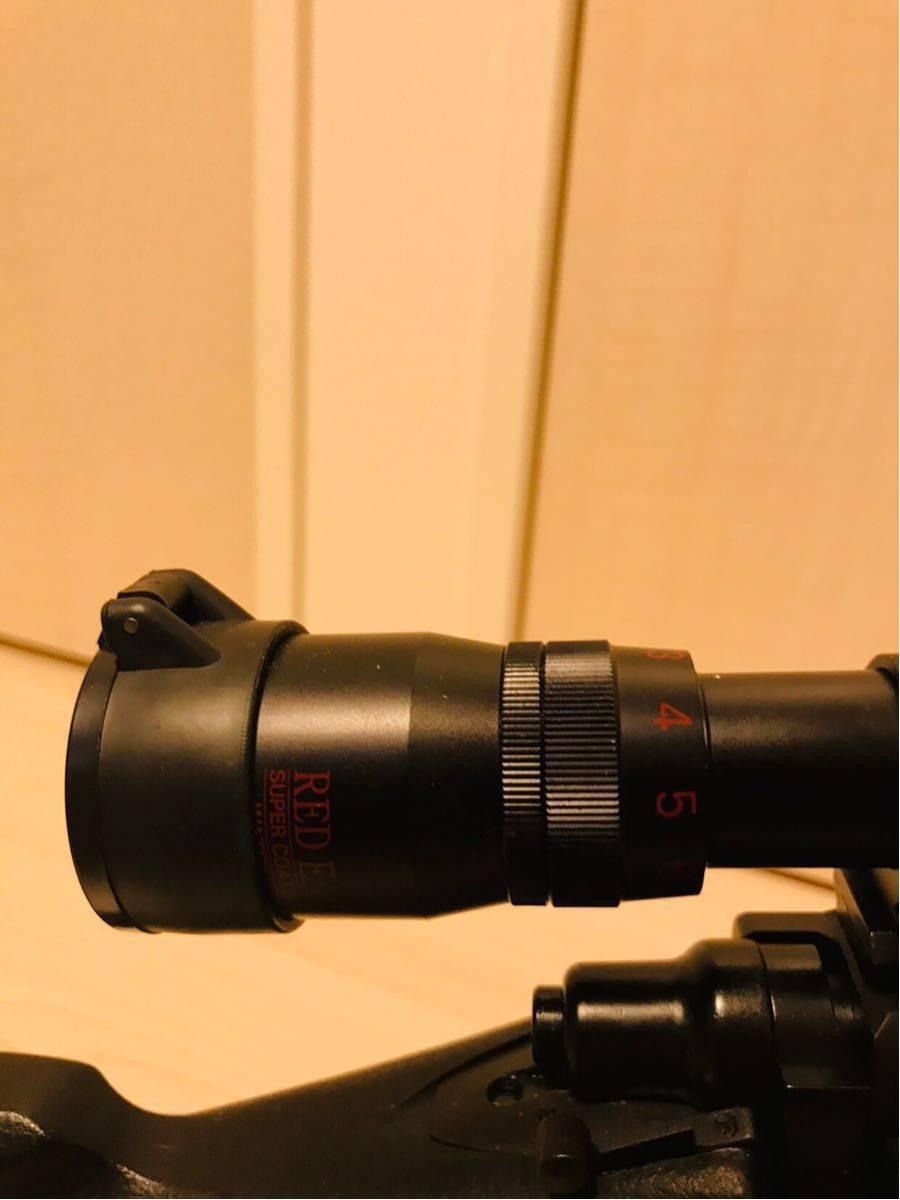 中古 レミントン M700 M24 エアコキ スコープ バイポッド 付 防水 電動ガン エアガン ガスガン モデルガン PUBG コニーペンタゴ タナカ_画像6