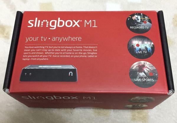 【新品】★送料無料★ 変換プラグ付★Sling Media Slingbox M1 スリングボックス 遠隔視聴 リモート視聴_画像5