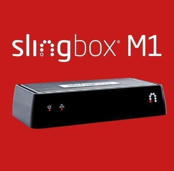【新品】★送料無料★ 変換プラグ付★Sling Media Slingbox M1 スリングボックス 遠隔視聴 リモート視聴