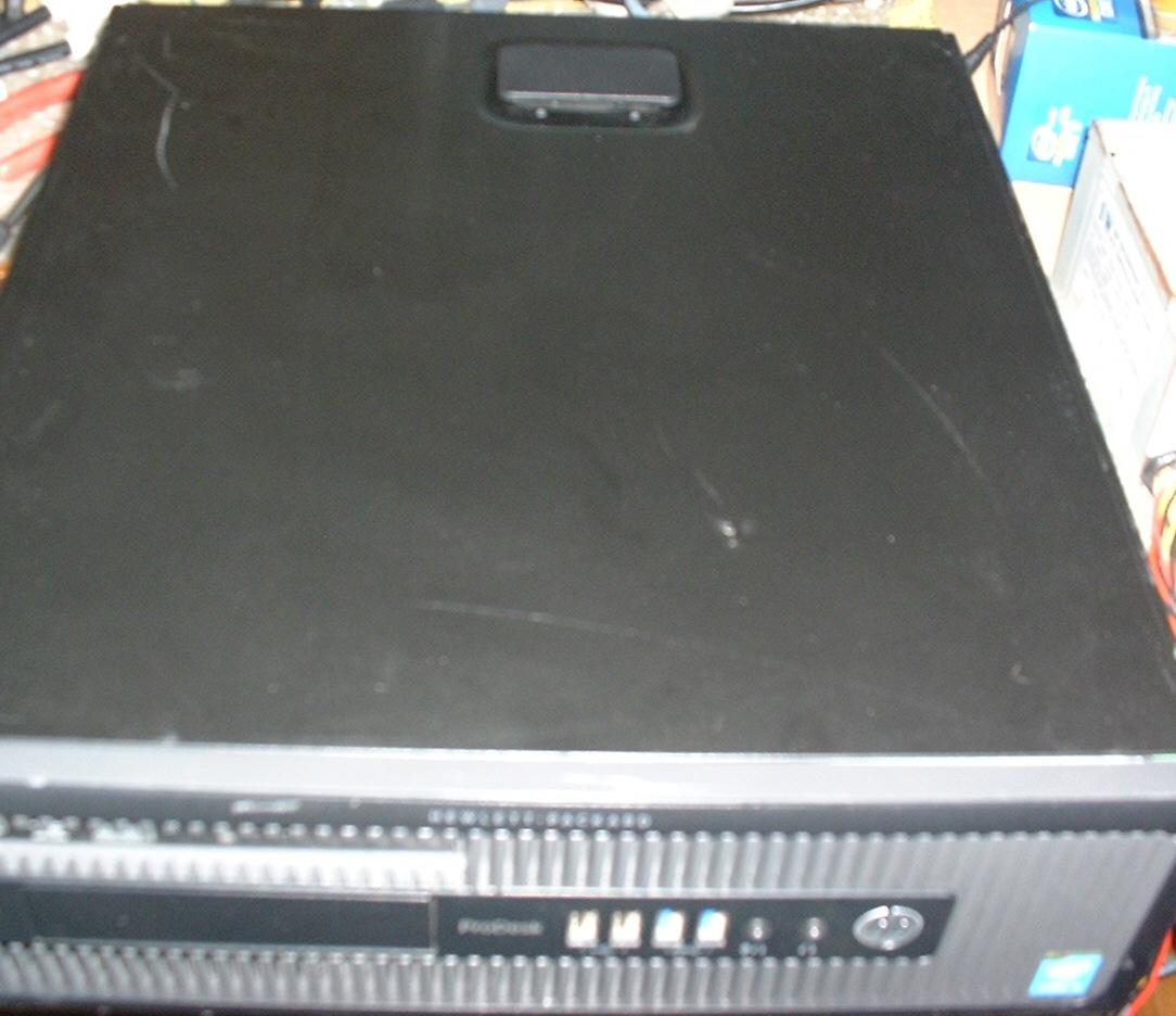 高速起動 第4世代機 HP ProDesk 600 G1 SFF Core i5 4590 SSD 128GB HDD 500GB☆ メモリ8G DVD-RW